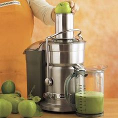 I would love this one, but any juicer will work when you are first starting out making your own juice.