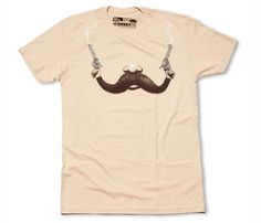 I like mustaches