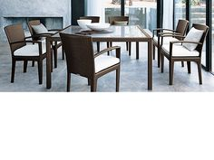 Panama is a classic from Dedon and Richard Frinier . . . timeless.