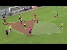Hexagonal Rondo '(2+3)v2' - Çaykur Rizespor 16/17 - Hikmet Karaman - YouTube Football Coaches, Soccer Drills, Pep Guardiola, San Jose, Youtube, Coaching, Soccer, Football Drills, Football Soccer