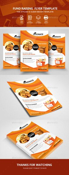 Charity Flyers Psd Templates Specification      CMYK Color Mode     300 DPI Resolution     Size 4×6 0.25 bleed  Features      Easily customization     Editable Text Layers     Smart Object Layer to Put Images     Well Organized Layer     Free Fonts are Used     Professional and clean files