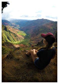 Waimea Canyon. Kauai
