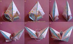 """Flô di bem querença  é """"flô"""", mas é também estrela. E feita com pouquíssimo papel. Nunca escondi minha simpatia pelos triângulos. Guardo..."""