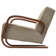 Tank Chair By Alvar Aalto   From a unique collection of antique and modern lounge chairs at http://www.1stdibs.com/furniture/seating/lounge-chairs/