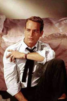 Paul Newman... Such a beautiful man.