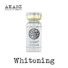 AKARZ Famous brand natural whitening face serum extract essencespot remover brighten skin whitening serum facial scrub skin care #Affiliate