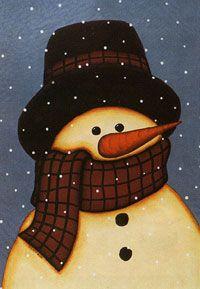 I never met a SNOWMAN I didn't like.
