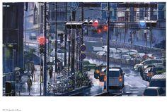 Kotonoha no Niwa | Minitokyo | Makoto Shinkai