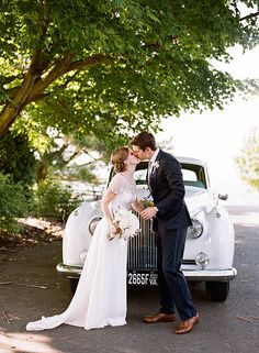Love this old-timey shot of Morgan and Taylor. Thanks to White Birch Events and Jen Fariello Photography. Morgan Taylor, Birch, Wedding Photography, Events, Wedding Dresses, Beautiful, Collection, Bride Dresses, Bridal Gowns