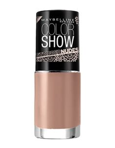 color show stripped nude in your flesh gemey maybelline - Vernis Color Show
