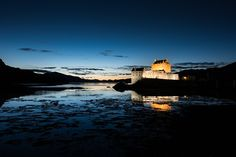 Scotland by Day - Ollie Taylor Photography Photography Workshops, Image Photography, Landscape Photography, Scotland Landscape, Eilean Donan, Scenery, Castle, Gallery, Landscape