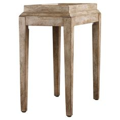 I pinned this Melange Coralie Accent Table from the Hooker event at Joss & Main!