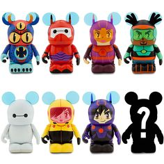 Vinylmation Big Hero 6 Series Figure - 3'' from Disney Store for $12.95