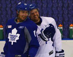 Joffrey Lupul & Phil Kessel - Toronto Maple Leafs