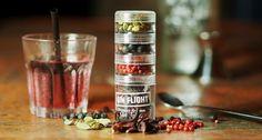 Gewürz-Set für Gin Tonic » Gin-Tonic Gewürze online bestellen | »Gin Flight«