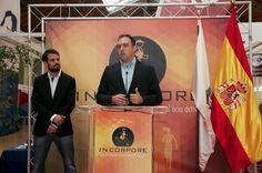 Más de 40 empresas participan en el I Salón del Deporte.