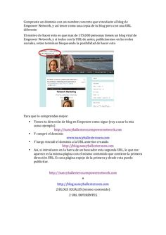 II) Paso a paso de como publicar en facebook, en  google+ y en Twitter by #nancyballesterosen for #empowernetwork y #lazymillionaires #comopublicar #publicarcontenido III Fails, Blog, Internet, Marketing, Facebook, Twitter, Google, Shopping, Step By Step
