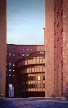 Converted Power Station in Berlin by BBB3viz, via Flickr