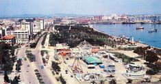 90 lar #Mersin Atatürk parkı... Yeni nesil hatırlayamayacağı Atatürk parkının ilk halleri..