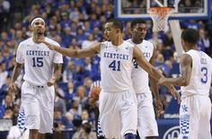 Kentucky Wildcats Basketball: The Platoon Marches On - Wildcat Blue Nation - A University of Kentucky Wildcats Fan Site - News, Blogs, Opinion and more.