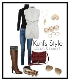 Kuhfs Classic and Current outfit inspiration by kuhfsbyamyolson on Polyvore. Featuring our Boulder Kuhfs.