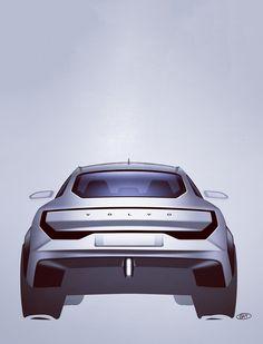 Volvo on Behance