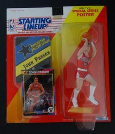 1990 Oscar Robertson Royals Kenner Starting Lineup SLU Figure Loose Mint