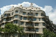 Gaudi house, Barcelona