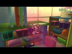 Toy Story 3 Strawberry Smells Part 1 PSP Walkthrough