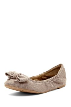 Lindy Slip-On Flats//