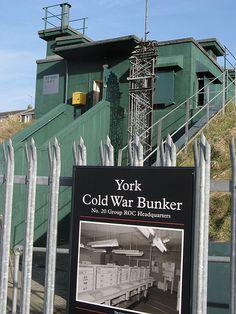 cold war bunker photos - Google Search