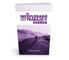 Diseño de portada y maquetación del libro de Sabina Serrano  www.rootstudio.es
