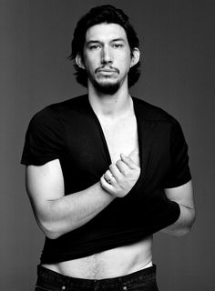 Adam Driver. At first, I thought he looked like Splinter, but he has started growing on me.