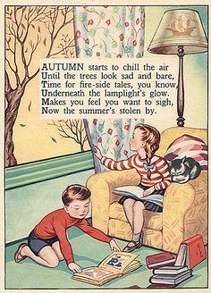 The ABC Book - Autumn