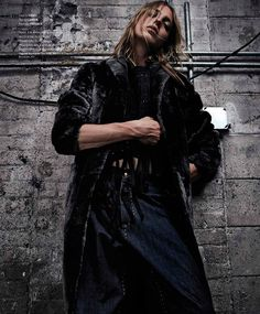 Erik Andersson photographed by Markus Ziegler and styled by Adrian Manuel, for the November 2015 issue of Essential Homme magazine.