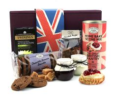 Tea and Scones - Celebrate the Queen's Diamond Jubilee with A Great British Treat. Gifts For Mum, Gifts For Women, Great British, Thoughtful Gifts, Scones, Special Occasion, Food And Drink, Treats, Chocolate