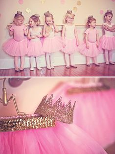 Recital with crowns. Hailey Faria Photography.