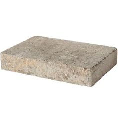 Pavestone 12 in. Fieldstone Retaining Wall Cap-81485 at The Home Depot