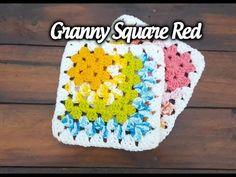 Tutorial Granny Square Paso A Paso En Español - How to crochet granny square - YouTube