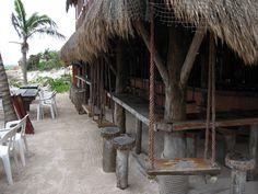 Bar Swings at Akumel
