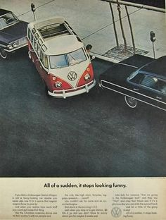 VW T1 Van / Bus