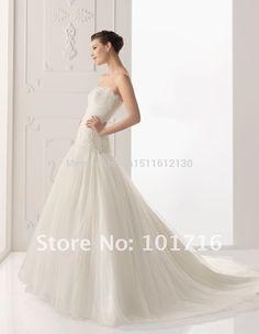 pas cher, Achetez directement de China Suppliers: bienvenue dans ma boutique(Tous les robe sur mesure- en fonction de votre taille spécialement) pupular fait sur mesure robe de mariée de mariée de styleNote:un: depuis écrans d'ordin
