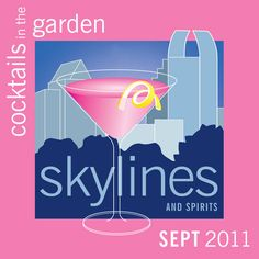 In all the time I've been in ATL, I still haven't gone to Cocktails in the Garden at the Atlanta Botanical Gardens. Gotta go one of these summer Thursdays! Atlanta Botanical Garden, Botanical Gardens, Fun Drinks, Cocktails, Spirit, Summer, Craft Cocktails, Summer Time, Cocktail