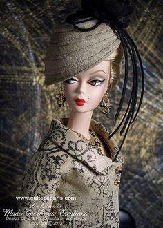Silkstone Barbie | Culte de Paris
