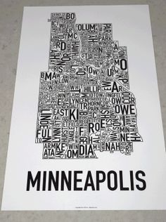 Minneapolis. @Meggan Hart