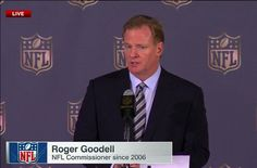 Majority of Hardcore NFL Fans Disapprove of Roger Goodells Handling of Anthem Protests