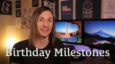 Are Birthdays Just Arbitrary Milestones? http://seanwes.tv/101