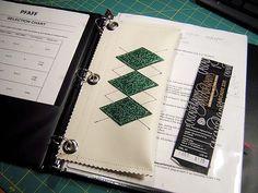 binder pencil case