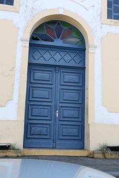 Construído - porta
