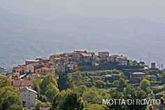 Motta di Rovito, Italy - the home of my grandparents.